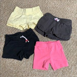 Other - 4 pc. Toddler Shorts Bundle